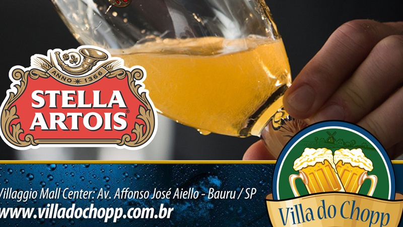 POST MÍDIAS SOCIAIS - VILLA DO CHOPP
